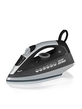 swan-3kw-black-powerpress-iron