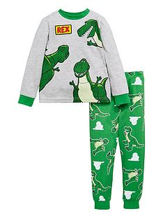toy-story-boys-toy-story-rex-dinosaur-pjs-grey