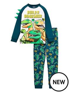 lego-boys-jurassic-worldnbspbuild-a-dinosaur-pyjamas-green