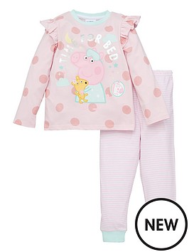peppa-pig-girls-peppa-pig-time-for-bed-long-sleeve-pjs-pink