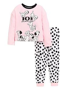 disney-101-dalmatians-girls-disney-101-dalmatiansnbsplong-sleeve-pjs-pink