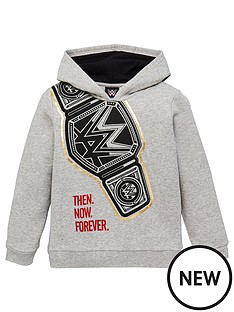 wwe-boys-mock-belt-hoodie-grey
