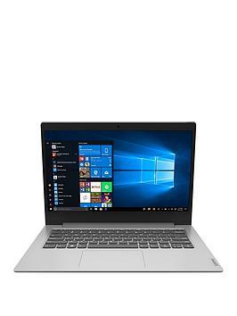 Lenovo  Ideapad 1 Intel Celeron N4020, 4Gb Ram, 128Gb Ssd, 14 Inch Hd Laptop - Grey - Laptop Only