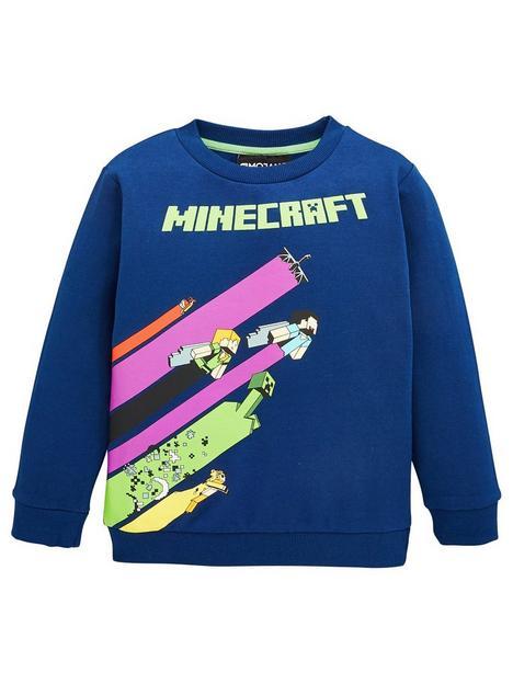 minecraft-boys-minecraft-flying-team-sweatshirt-blue