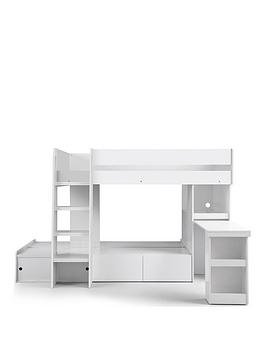 julian-bowen-eclipse-bunk-bed-white