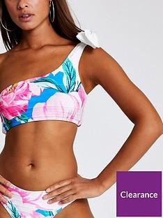river-island-bold-floral-bow-tie-one-shoulder-bikini-top-white