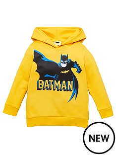 batman-boysnbspsuper-soft-finish-hoodie-yellow