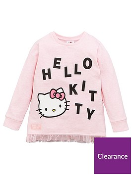 hello-kitty-girls-hello-kitty-sweat-dress-with-sheer-insert-detail-pink