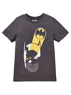 batman-boysnbsphigh-build-print-short-sleevenbspt-shirt-black