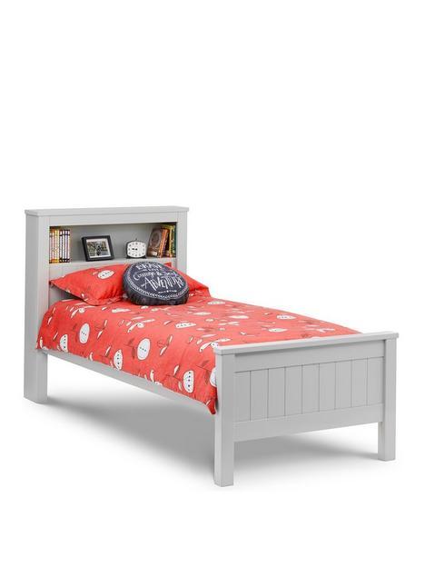 julian-bowen-maine-bookcase-bed-90cm-dove-grey