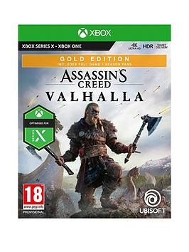 Xbox One Xbox One Assassin'S Creed Valhalla - Gold Edition Picture
