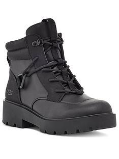 ugg-tioga-hiker-ankle-boot-black