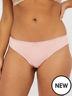 accessorize-3-pack-no-vpl-brazilian-briefs-pink
