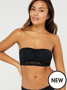accessorize-bandeau-bra-black