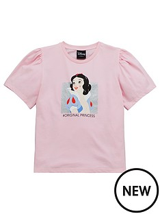 disney-princess-girls-disney-snow-white-sequin-t-shirt-with-puff-sleeve-pink