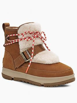 ugg-classic-weather-hiker-ankle-boots-chestnut