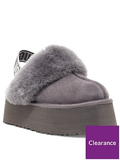 ugg-funkette-slipper-grey