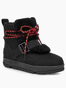ugg-classic-weather-hiker-ankle-boots-black