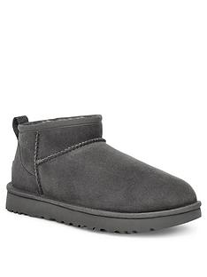 ugg-classic-ultra-mini-ankle-boot-grey