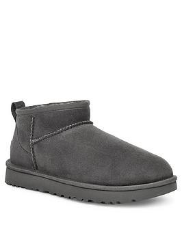ugg-classic-ultra-mini-ankle-boot-grey
