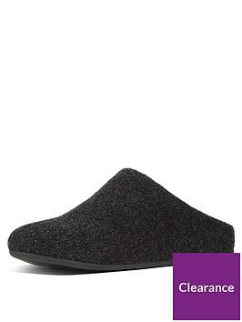 fitflop-felt-chrissie-mule-slipper-black