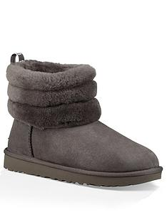 ugg-fluff-mini-quilted-ankle-boot-charcoal