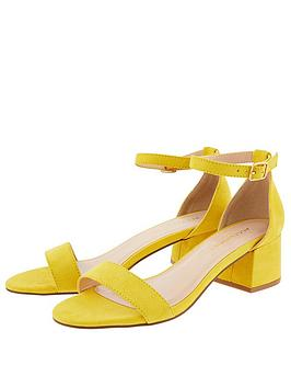 Accessorize   Block Heel Sandal