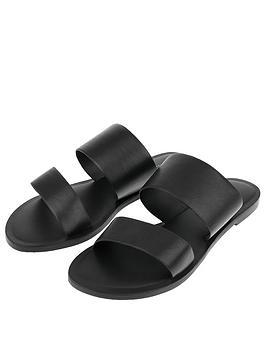 Accessorize   Mule Sandal - Black