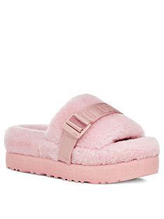 ugg-fluffita-slipper-pink