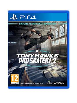Playstation 4 Playstation 4 Tony Hawks&Trade; Pro Skater&Trade; 1 &Amp; 2 Picture