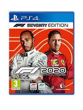 Playstation 4 Playstation 4 F1 2020 Seventy Edition Picture