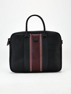 ted-baker-newbee-webbing-document-bag-blacknbsp