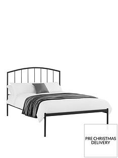 julian-bowen-onyx-double-metal-bed