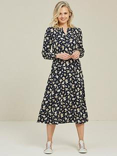 fatface-keira-summer-daisy-ditsy-dress-navy