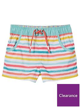 fatface-girls-multi-stripe-board-shorts-multi