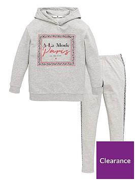 v-by-very-girlsnbspla-mode-paris-hoodienbspand-legging-set-grey-marl