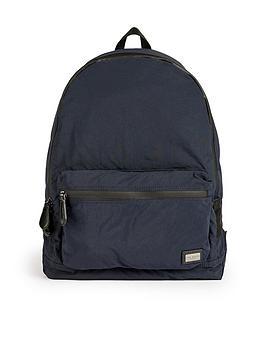 ted-baker-crabie-foldaway-backpack-navynbsp