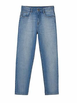 Fat Face Fat Face Chesham Girlfriend Jeans - Light Wash Picture