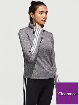 adidas-14-zip-long-sleeve-top-grey-heathernbsp
