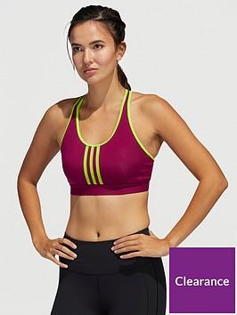 adidas-dont-rest-alphaskin-3-stripe-sportsnbspbra-berry
