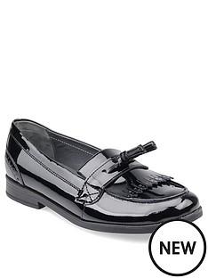 start-rite-sketch-older-girls-loafer-shool-shoes-black-patent