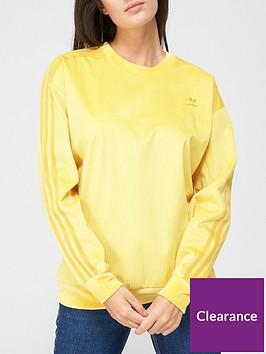 adidas-originals-comfy-cords-sweater-yellownbsp
