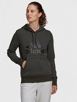 adidas-badge-of-sport-pullovernbsphoodie-khakinbsp