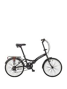 viking-viking-metropolis-20-inch-wheel-6-speed-folding-bike-black