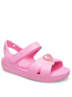 crocs-girls-cross-strap-sandal-pink