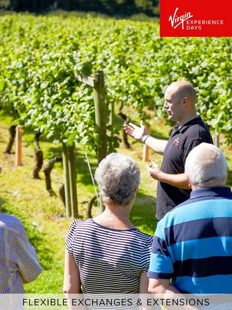 virgin-experience-days-one-night-kent-countryside-break-with-vineyard-tour-and-wine-tasting-at-chapel-down-winery-for-two