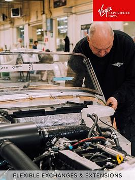 Virgin Experience Days Virgin Experience Days Morgan Motor Company Factory  ... Picture