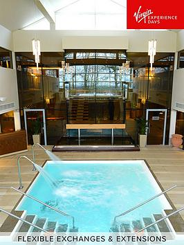 virgin-experience-days-weekend-aqua-thermal-journey-with-afternoon-tea-for-two-at-ribby-hall-village-lancashire