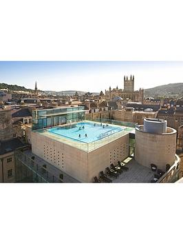 virgin-experience-days-one-night-bath-city-break-with-prosecco-afternoon-tea-at-the-5-roseate-villa-and-entrance-to-the-thermae-bath-spa-for-two