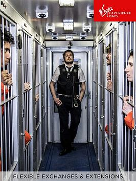 Virgin Experience Days Virgin Experience Days Trapped In A Prison Van  ... Picture